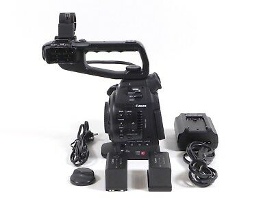 Canon EOS C100 Cinema Camera Body C 100 Dual Pixel CMOS AF - Low Hours