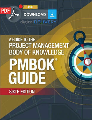 Guide to the Project Management Body of Knowledge (PMBOK) 6th PDF (Free-Deliver)