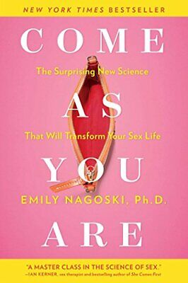 Come As You Are by Emily Nagoski (PDF-Free Delivery)