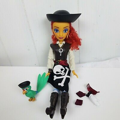 PIRATES OF THE CARIBBEAN Attractionistas Doll~Disney ParkS Exclusive~PEARL NIB