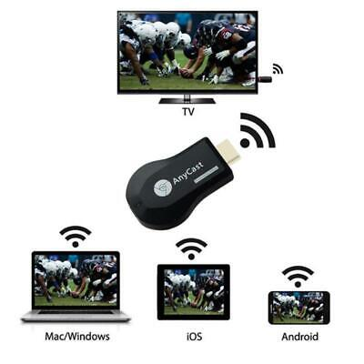 1080P Wireless Mirascreen WiFi TV Dongle-Empfänger Media Airplay Miracast