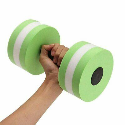 Durable Use Pool Accessories EVA Water Foam Floating Dumbbell Swimming P SS