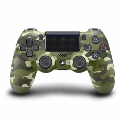 Sony Playstation 4 PS4 DualShock 4 Wireless Controller Gamepad Green Camouflage