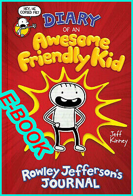 Diary of an Awesome Friendly Kid (E-ßOOK) FAST DELIVERY]