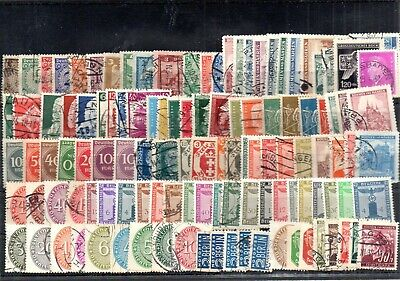 Old stamps of Germany used collection I.
