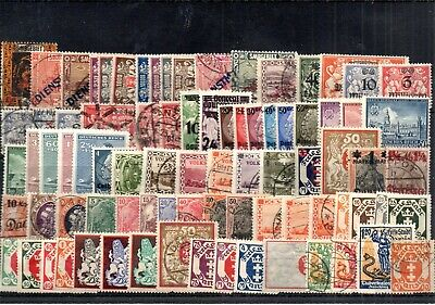 Old stamps of Germany used collection II.