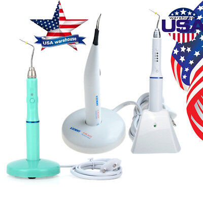 Wireless Dental Gutta Percha Obturation System Endo Heated Pen + Gutta Perch JUM
