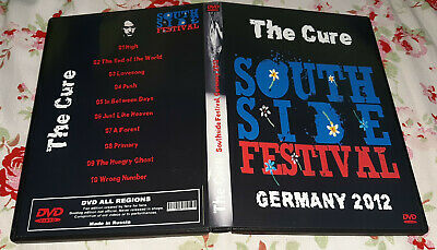 The Cure - Live at Southside Festival, Germany 23rd June 2012 DVD FAN EDITION