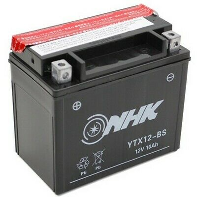 Batterie 12 V 10 Ah YTX12-BS CTX12-BS GTX12-BS - moto scooter NEUF