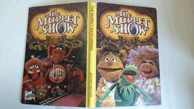 Acceptable - The Muppet Show Annual - No Author 1978-01-01 Puzzles have been com