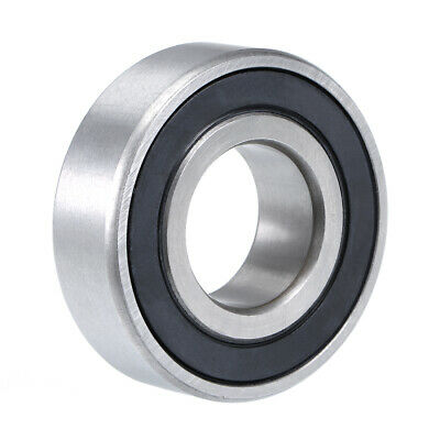 """2 QTY 3//4/"""" x 1 5//8/"""" x 1//2/"""" 1630-2RS Rubber Sealed Deep Groove Ball Bearings"""