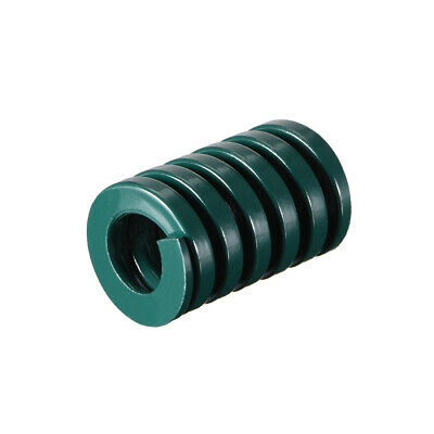 20 x 30mm Long Spiral Stamping Heavy Load Compression Mould Die Spring Green