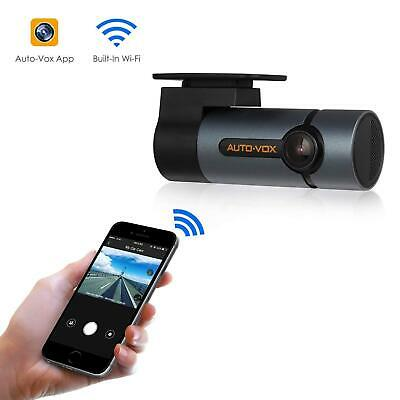 AUTO-VOX D6pro,1080P,Full HD,300°Auto Kamera,DVR Video Recorder,Wifi Dashcam