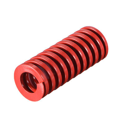 20mm OD 50mm Long Spiral Stamping Middle Load Compression Mould Die Spring 1Pcs