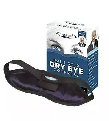 The Eye Doctor Essential Hot Compress, Eye Mask Heat Bag, Dry Eye & Blepharitis