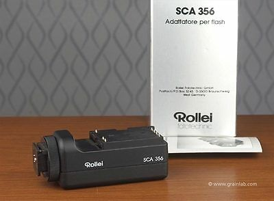 Rollei SCA 356 Adapter