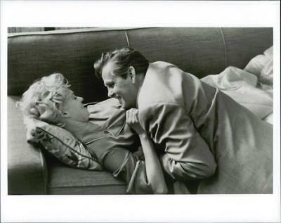 A scene from the film Mulholland Falls. - Vintage photo