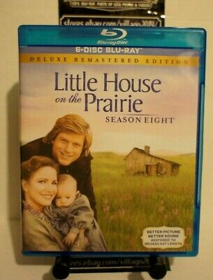 Little House on the Prairie: Season 8    BLU-RAY  FREE SHIPPING!!