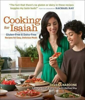 NEW Cooking for Isaiah By Silvana Nardone Hardcover Free Shipping