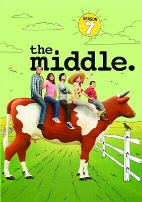 THE MIDDLE TV SERIES THE COMPLETE SEASON 7 New Sealed 3 DVD Set