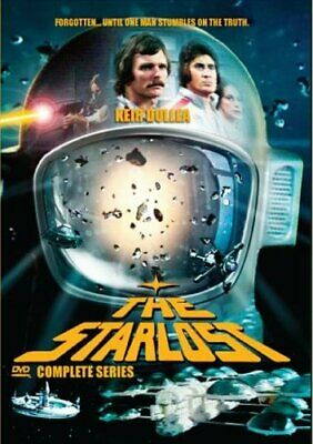 THE STARLOST THE COMPLETE SERIES New Sealed 4 DVD Set
