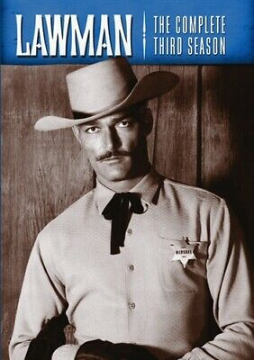 LAWMAN COMPLETE THIRD SEASON 3 New Sealed 5 DVD Set