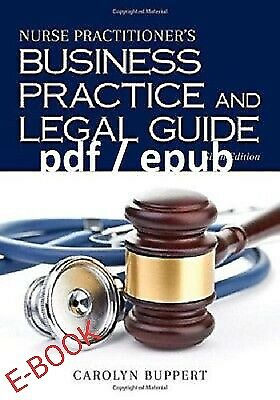 Nurse Practitioner's Business Practice and Legal Guide 6th Edition (E-ßOOK)