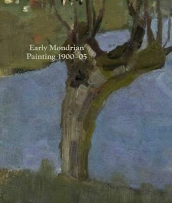 NEW Early Mondrian By Hans Janssen Paperback Free Shipping