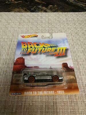 Hot Wheels Back To The Future Part Iii  Back To The Future 1955