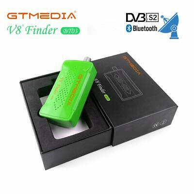 GTMEDIA V8 Finder BT03 HD 1080P SatFinder DVB-S2 Satellite Finder Bluetooth