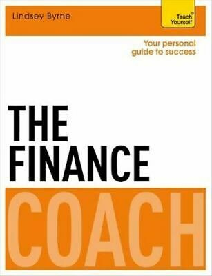 NEW The Finance Coach By Lindsey Byrne Paperback Free Shipping