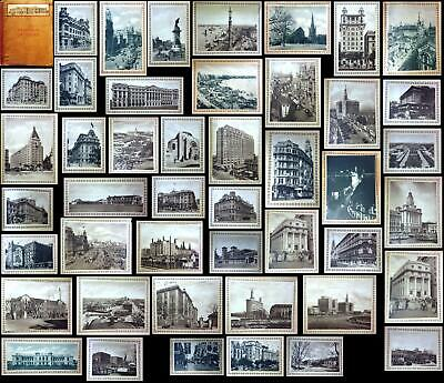 1930 Shanghai of To-Day Photo Book (50 Photos)