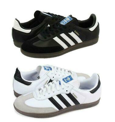 info for 56338 3041b adidas Originals Samba OG Leather Trainers - 2 Colours Limited Stock