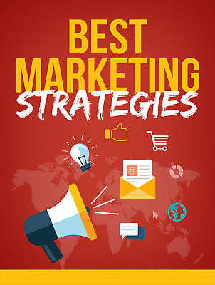 Best Marketing Strategies - Advanced Marketing For Big Time Results > EBOOK PDF