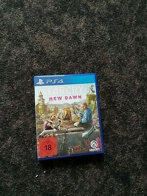 Far Cry New Dawn (PS4) *neuwertig*