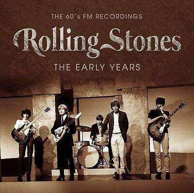 The Rolling Stones - The Early Years  2 Cd Neuf