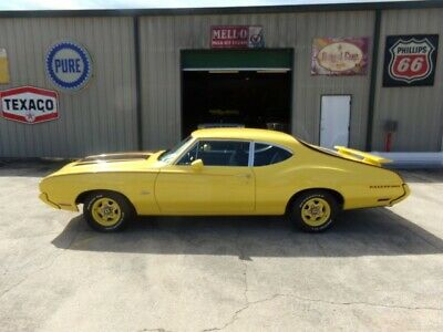 1970 Oldsmobile Cutlass Rallye 350 1970 Oldsmobile Cutlass Rallye 350 REAL DEAL Build Sheet Matching Numbers Engine