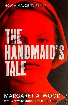 Margaret ATWOOD - THE HANDMAID'S TALE - TV Tie-In Edition - Great Condition