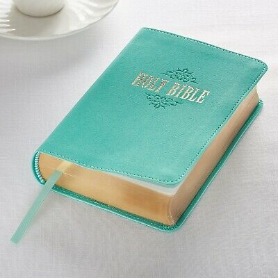 KJV Holy Bible King James Version Pink Large Print Compact Edition BRAND NEW!!!