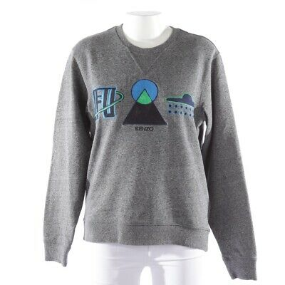 fca887cbe49 ... SWEAT PULL KENZO Homme Femme Taille Xl Gris Chine Tigre ...