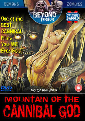 Mountain Of The Cannibal God *NEW* Now Half Price !!!