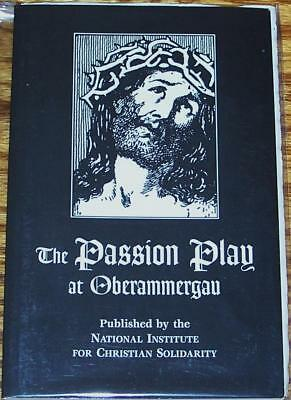 National Institute for Christian Solidarity / PASSION PLAY OF OBERAMMERGAU 1st