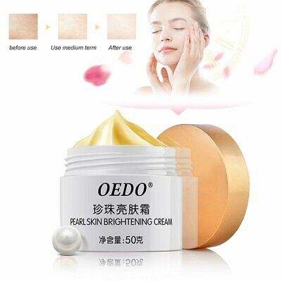 50G Anti Freckle Pearl Skin Brightening Cream Skin Care Moisturize C Lヤ