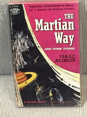 Isaac ASIMOV / THE MARTIAN WAY AND OTHER STORIES First Edition 1957
