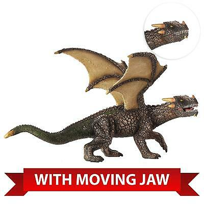EARTH DRAGON with MOVABLE JAW 387250 ~ NEW/2018 FREE SHIP/USA w/ $25.+ Mojo Item