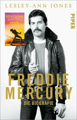 Jones, Lesley-Ann: Freddie Mercury