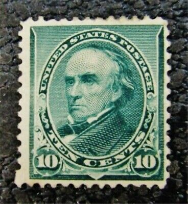 nystamps US Stamp # 226 Mint OG H $175