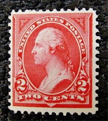 nystamps US Stamp # 266 Mint OG H $33