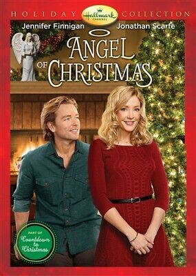 ANGEL OF CHRISTMAS New Sealed DVD Hallmark Channel Holiday Collection