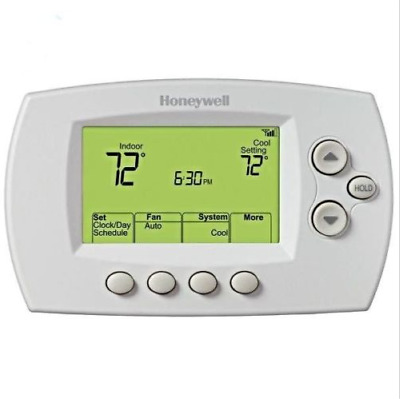 RTH6580WF1001 7 Day Programmable Wi Fi Thermostat Honeywell